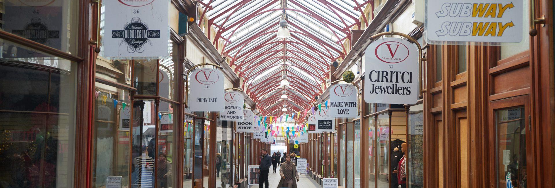 Victoria Arcade - Great Yarmouth