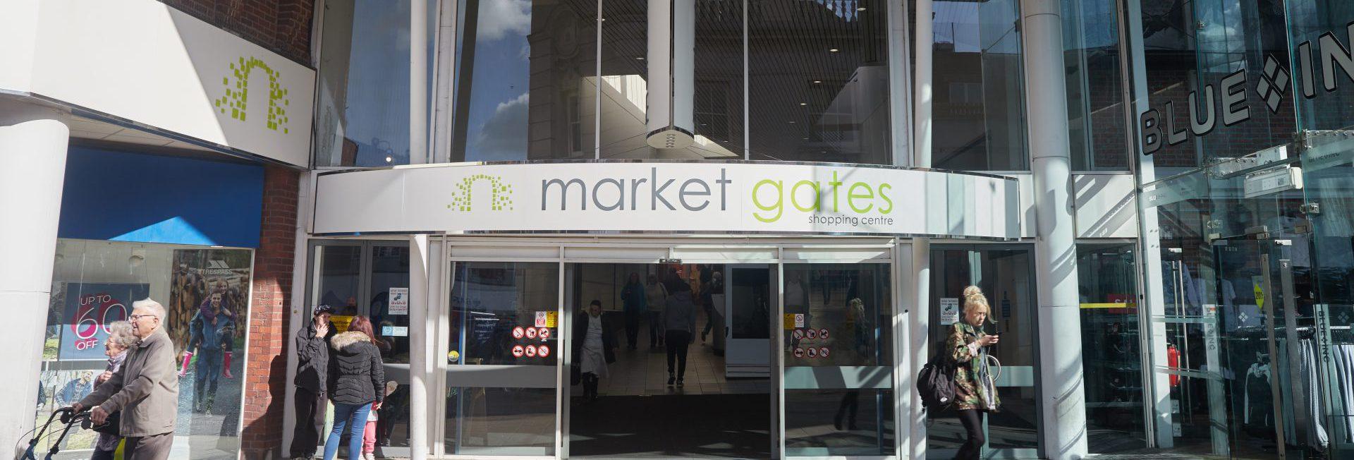 Market Gates Shopping