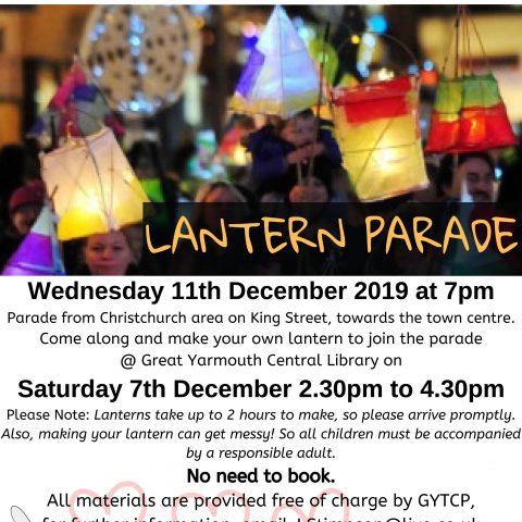 Lantern Parade - Great Yarmouth